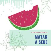 Matar a sede com um parente da cabaça, do pepino, da abóbora e de mais de 900 plantas, muitas delas comestíveis, as curcubitáceas!   📍Cultivada no vale do Nilo desde 2400 a.C., sabe-se que no séc. X a melancia já se comia em Espanha e que, no séc. XIX, se vendia à fatia em mercados de rua em Itália. 👇 🍉 = 93% de água + 26 cal por 100g + vit. A + carotenos 👌  Preferes 100% H2O e 0 calorias? Simples, enche uma das nossas garrafas de água!🚰 Link na bio.  - - - - - - - - Quench your thirst with a relative of the gourd, cucumber, pumpkin and more than 900 plants, many of them edible, the curcubitaceae!  📍Cultivated in the valley of Nile since 2400 BC, it is known that by the 10th century the watermelon was already eaten in Spain and that, in the 19th century, was sold by the slice in street markets in Italy. 👇 🍉 = 93% water + 26 calories per 100g + vit. A + carotenes = 👌  Do you prefer 100% H2O and 0 calories? Simple, fill one of our water bottles! 🚰 Link in bio.