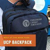 📍LARGE 📍LIGHTWEIGHT 📍PADDED 📍CONVENIENT 👌This is how it is the new @universidadecatolicaportuguesa branded backpack. And we found it shopping @uceditora @feiradolivrodelisboa 📚📚 Have you got yours? Find it within School products. 👆🏽Link in bio  - - - - - - - - 📍GRANDE 📍LEVE 📍ACOLCHOADA 📍PRÁTICA  👌É assim a nova mochila personalizada com a marca @universidadecatolicaportuguesa  E encontrámo-la às compras na @uceditora @feiradolivrodelisboa 📚📚 Já tens a tua? Encontra-a nos artigos Escolar. 👆🏽Link na bio.  - - - - - - - -  #lojaonlineucp #olineshopucp #lifeatcatolica #aminhamarcaucp #myucpbrand #uceditora